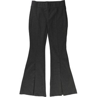 I-N-C Womens Bootcut Dress Pants