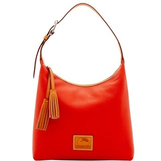 Dooney & Bourke Patterson Leather Paige Sac (Introduced by Dooney & Bourke at $198 in Dec 2016) - Persimmon