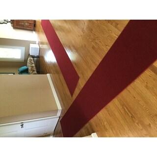 Ottomanson Ottohome Collection Hallway and Kitchen Runner Area Rug