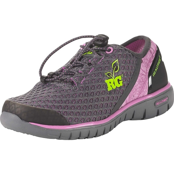 Legendary Whitetails Ladies Kelly Realtree Athletic Shoes - gray