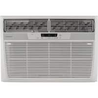 Frigidaire FFRH2522R2 25000 BTU Window Mounted Electric Air Conditioner with 16000 BTU Heater and Remote Control - White - N/A