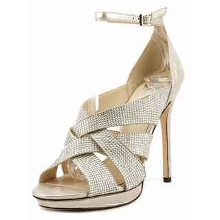 Vince Camuto Grimes Women Open Toe Suede Sandals