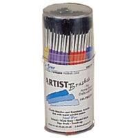 Linzer A9000 Promotional Artist Brush, 144 Piece