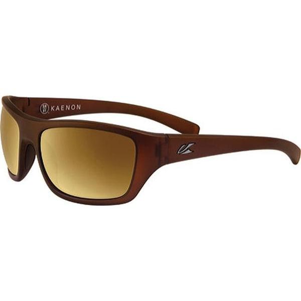 ec00625de11d6 Shop Kaenon Kanvas Polarized Sunglasses Gold Coast - US One Size (Size  None) - Free Shipping Today - Overstock - 25690792