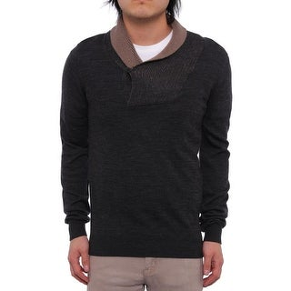 Antony Morato Long Sleeve Cowl Neck Sweater Men Regular Sweater Top
