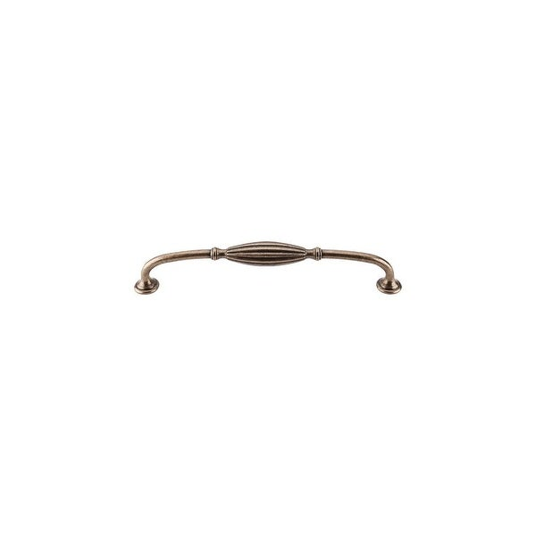 "Top Knobs M468 Tuscany 8-13/16"" Center to Center Handle Cabinet Pull - german bronze"