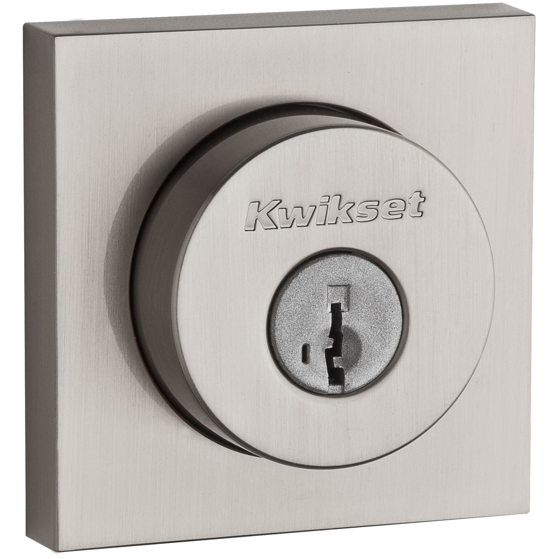 Kwikset 158sqt S Halifax Single Cylinder Deadbolt With Smartkey Overstock 17125366