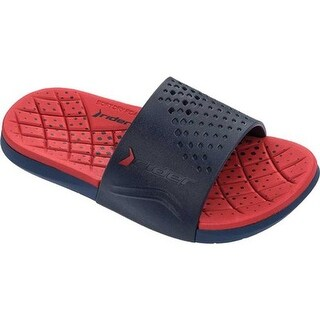 Rider Children's Infinity Slide Sandal Blue/Red