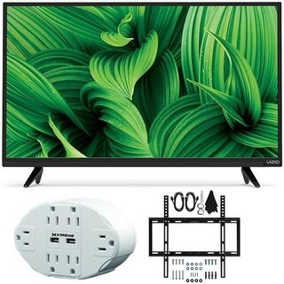 "VIZIO D39HN-E0 39"" LED TV, Black"
