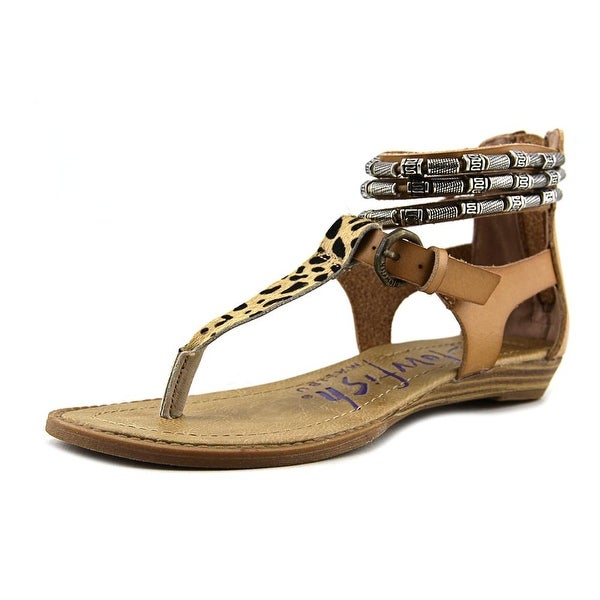 Blowfish Bombshell Women Open Toe Synthetic Gladiator Sandal