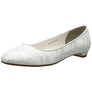 Touch Ups Womens Yvette Dress Shoes Lace Round Toe - 5 medium (b,m)