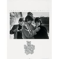 ''The Rolling Stones'' by Anon Music Art Print (27.5 x 19.75 in.)