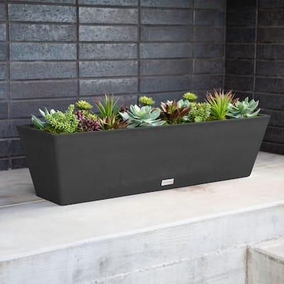 Pure Series Window Box Planter