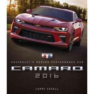 Camaro 2016 - Larry Edsall
