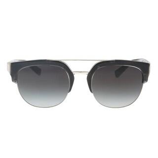 Dolce & Gabbana DG4317 315783 Brown Gradient Square Sunglasses - 53-20-140