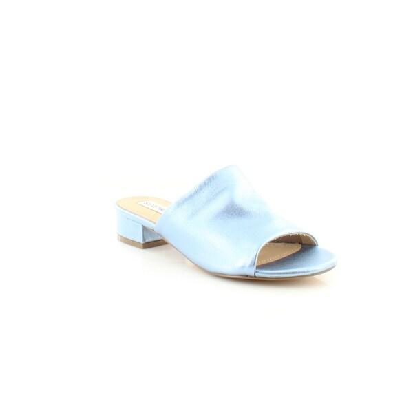 Steve Madden Briele Women's Sandals & Flip Flops Blue Met