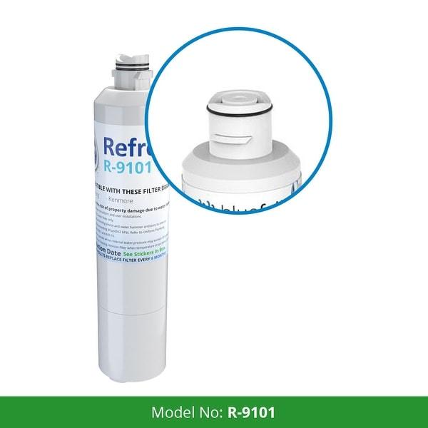 3 Pack Refresh R-9101 Refrigerator Water Filter For Samsung DA29-00020B