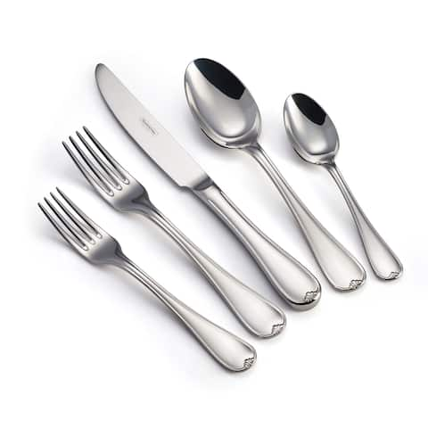 Tramontina Vicenza 18/10 Stainless Steel 20 Pc Flatware Set