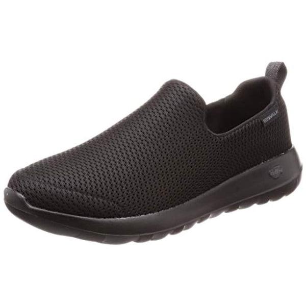 Go Walk Max Wide Sneaker, black, 13 EEE