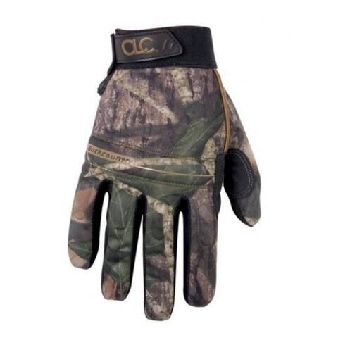 CLC Backcountry M125L Mossy Oak Gloves, Large