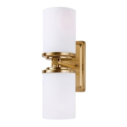 Gold Sconces Find Great Wall Lighting Deals Shopping At Overstock