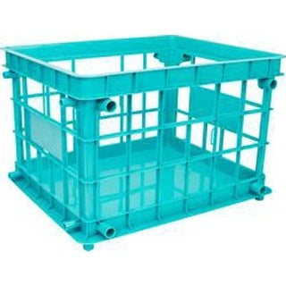 "Teal - Standard File Crates 17.25""X14.25""X11.2"" (3 Pack)"