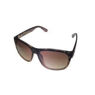 Ellen Tracy Sunglass Womens ET 560 1 Demi Wayfarer Fashion Sunglass - Medium