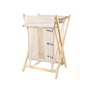 Nameeks BU38 Gedy Free Standing Laundry Basket