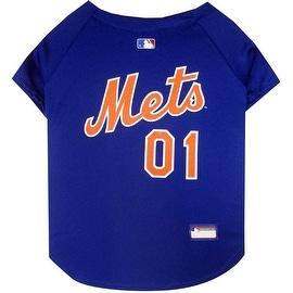MLB New York Mets Pet Jersey