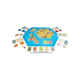 Catan: Seafarers Board Game Expansion