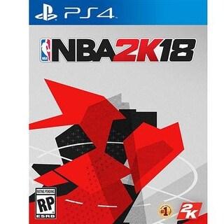 47907 Nba 2K18 Playstation 4