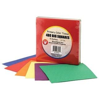 Tissue Paper 480Ct 5In Squares