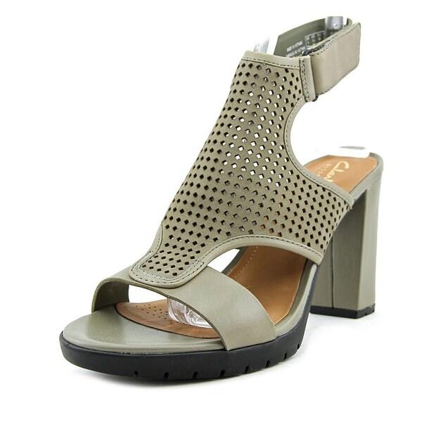 Clarks Narrative Pastina Lima Women Open Toe Leather Sandals