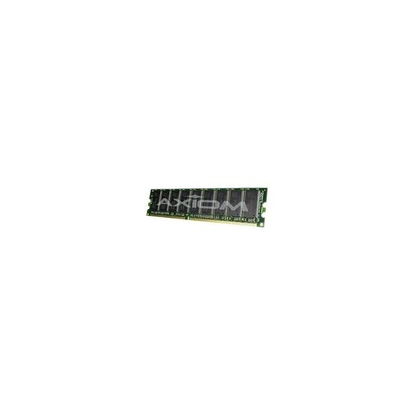 Axion A0740408-AX Axiom 1GB DDR SDRAM Memory Module - 1GB - 400MHz DDR400/PC3200 - Non-ECC - DDR SDRAM - 184-pin DIMM