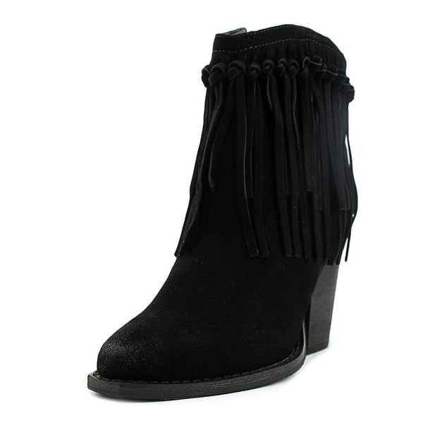 Very Volatile Cupids Women Black Boots