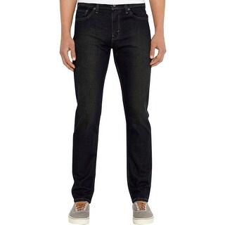 Levi Strauss & Co. Mens 511 Jeans Slim Fit Dark Wash