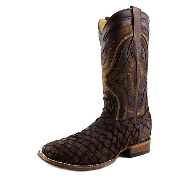 Corral C3040 Square Toe Leather Western Boot