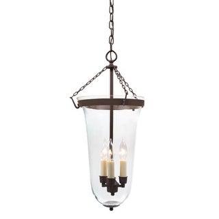 JVI Designs 1097 Sophia 3 Light Full Sized Pendant - Oil Rubbed bronze