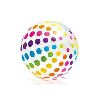 "Intex 59065EP Jumbo Beach Ball, 42"", Assorted Designs"