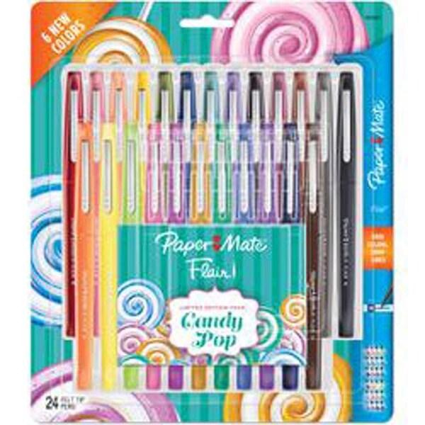 Paper Mate Colored Pencils 24//pkg