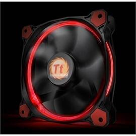 Thermaltake Fan CL-F038-PL12RE-A Riing 12 LED Red 3Pin 1500RPM 40.6CFM Retail