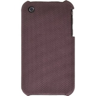 Wireless Solutions Premium Back Snap-On Case for iPhone 3G/3GS (Chocolate)
