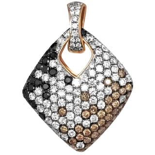 Prism Jewel 1.94Ct Multi Color Diamond & Diamond Designer Pendant - Black/Brown/White G-H|https://ak1.ostkcdn.com/images/products/is/images/direct/880c545431924ec18ed1ff2f342e4119d6967132/Prism-Jewel-1.94Ct-Multi-Color-Diamond-%26-Diamond-Designer-Pendant.jpg?impolicy=medium