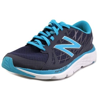 New Balance W690 Women D Round Toe Synthetic Running Shoe