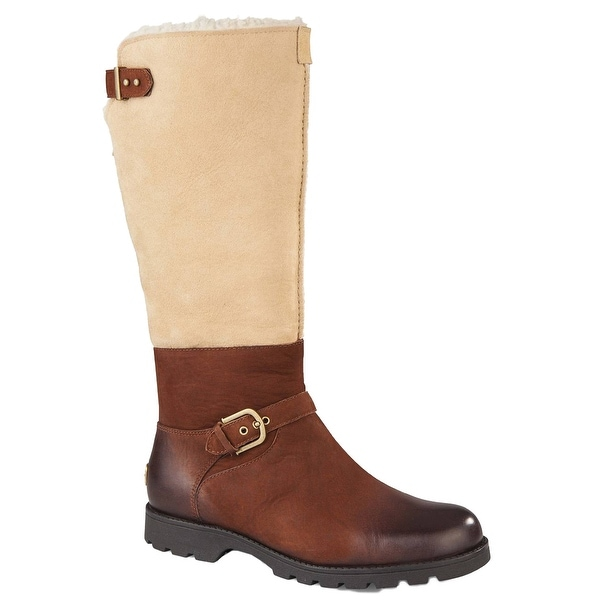 02b9a96f5ef Shop Ugg Women's Daleane Boots - 6 - Free Shipping Today - Overstock ...