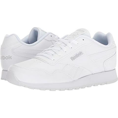 c7636bcd4fc Reebok Mens Cl Harmon Run Classic Sneaker