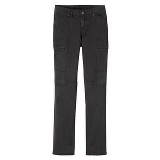PrAna Women's Louisa Pant Straight Leg - Charcoal