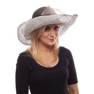 Winners Circle Sinamay Derby Hat