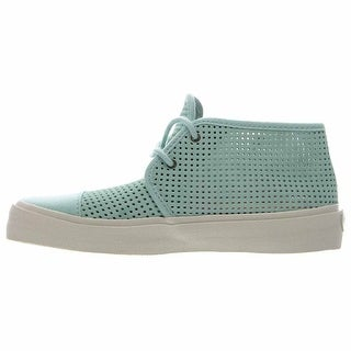 Vans Womens Rhea SF Low Top Lace Up Fashion Sneakers