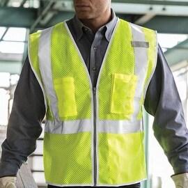 Brilliant Series Economy High Visibility Vest